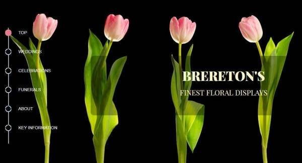 Brereton's floral displays