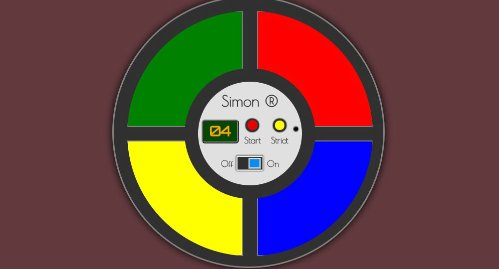 FCC project Simon game app